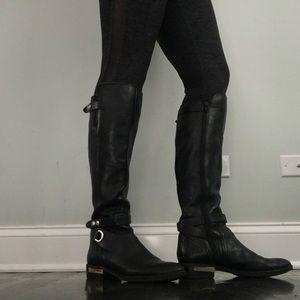 Vince Camuto Black Boots Size 8.5M